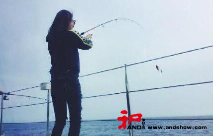 钓鱼是当下一种很好的娱乐生活